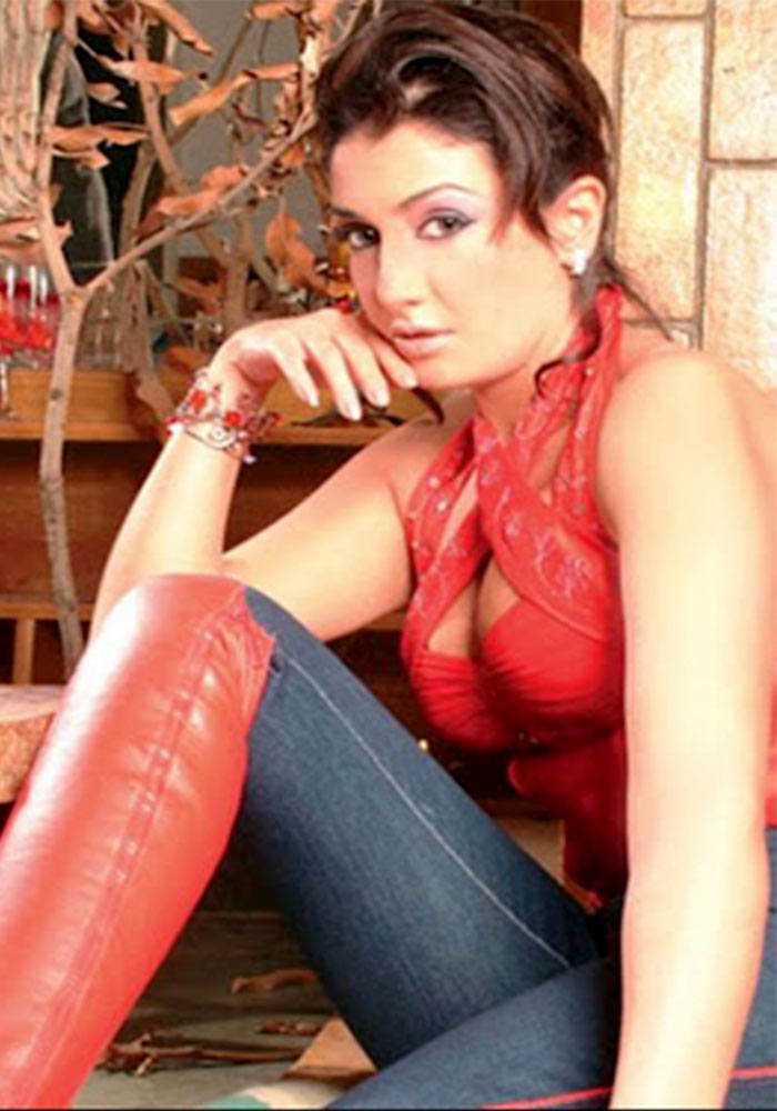 Ghada Abd El Rezak List of Hottest Egyptian Models and Actresses
