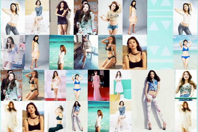 N4M List of Top Most Beautiful and Hottest Korean Actresses Models girls