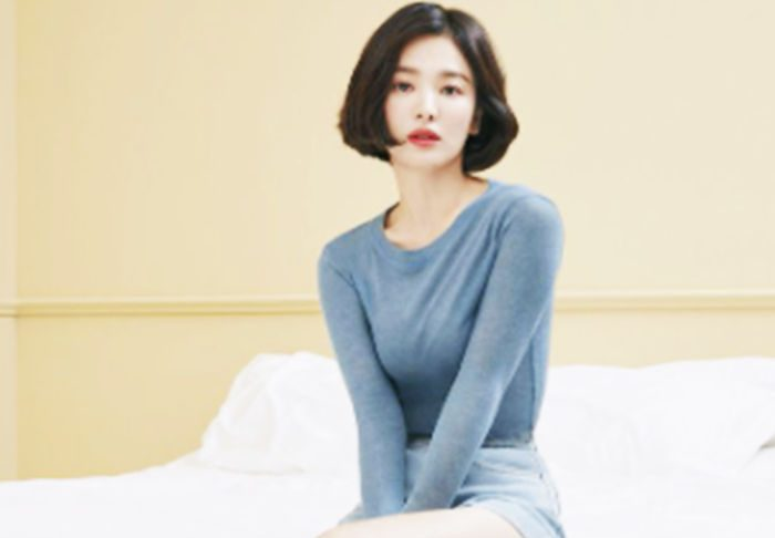 Song Hye Kye Hottest Korean Model and Actress