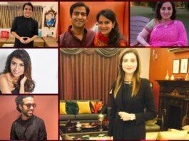 Celebrities and Influencers celebrating Diwali