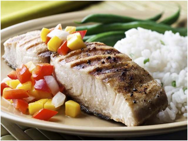 Fish - Top Foods for Heart Patients