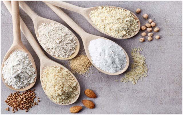 Nut and Grains flour