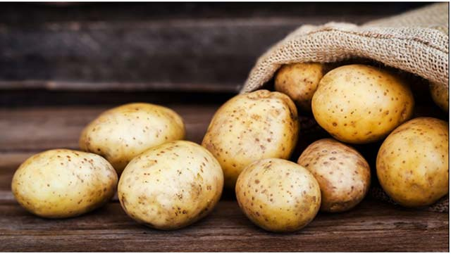 Potatoes - Food recommended for celiac disease