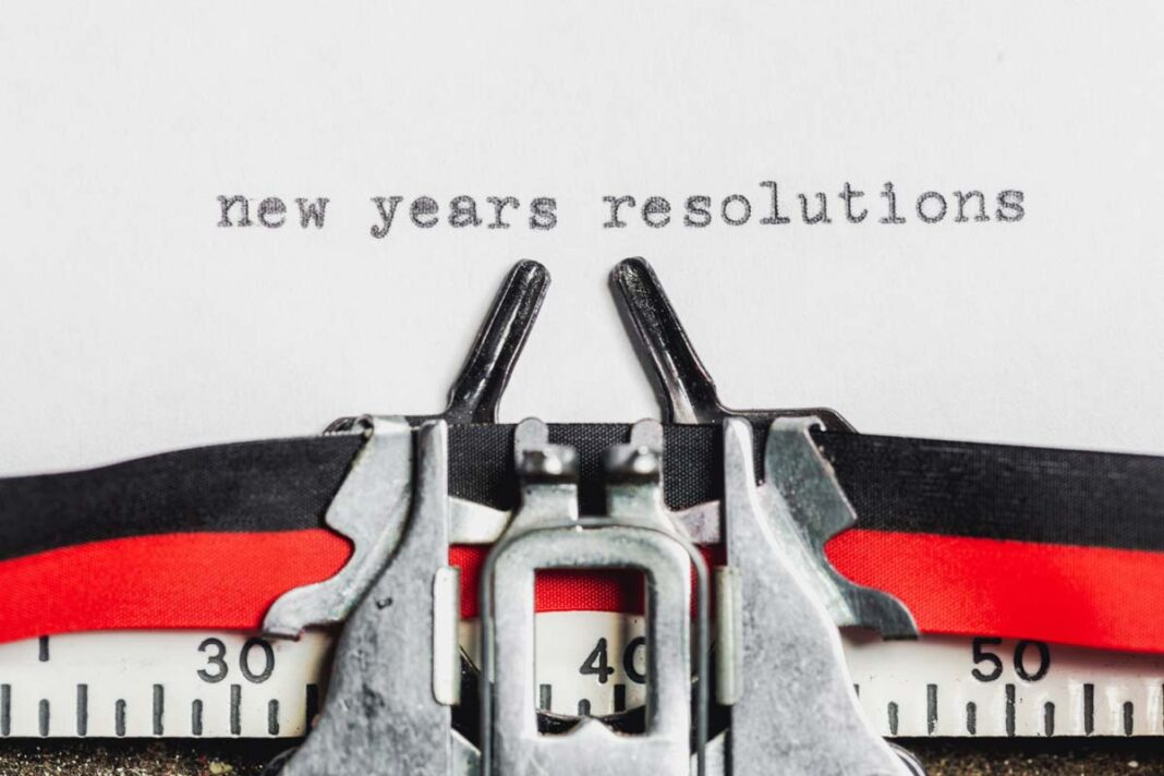 Incorporate fitness in New Year Resolutions