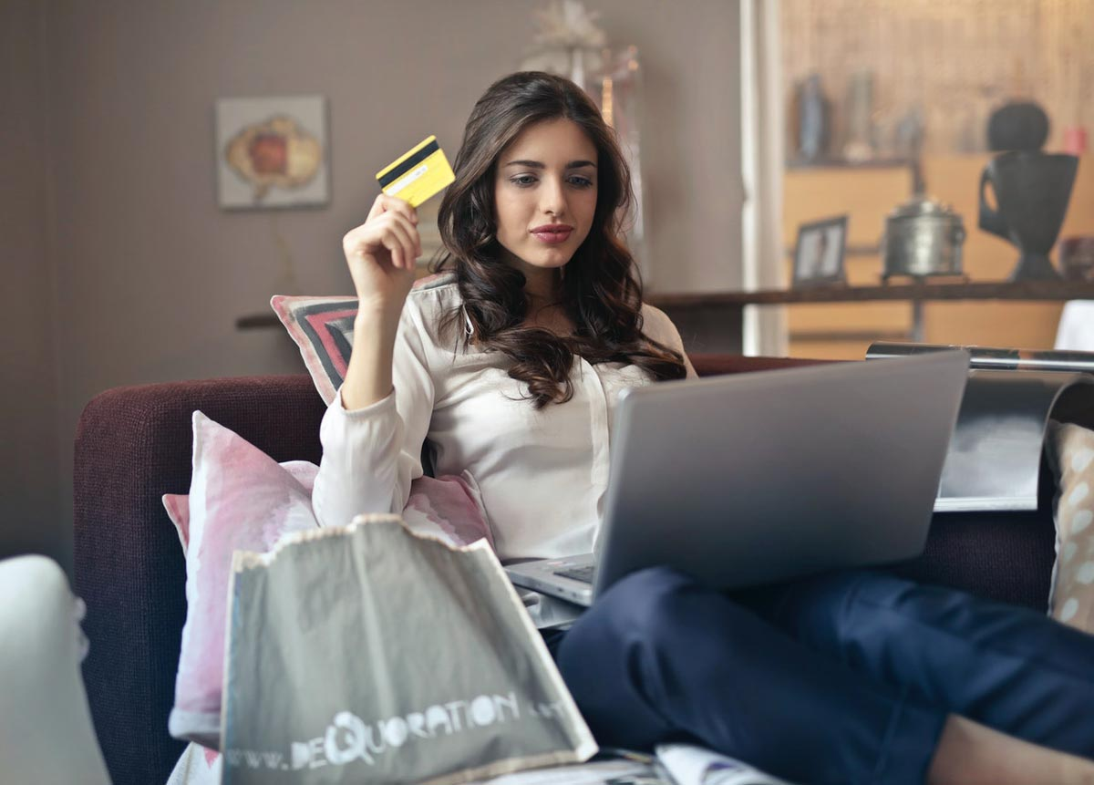 Online Shopping Sky rocketed - Global consumer trends