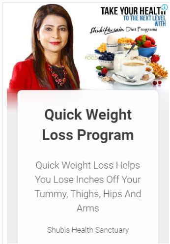 Indian Online Weight Loss