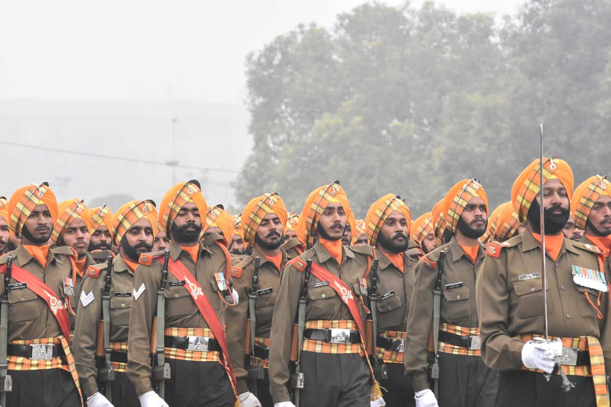 Politicisation of Armed Forces
