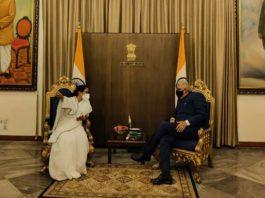 CM Mamata Banerjee and WB Governor