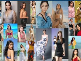Most Beautiful Filipina Actresses and Models