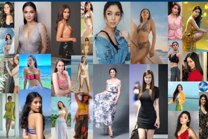 Most Beautiful Filipina Actresses and Models