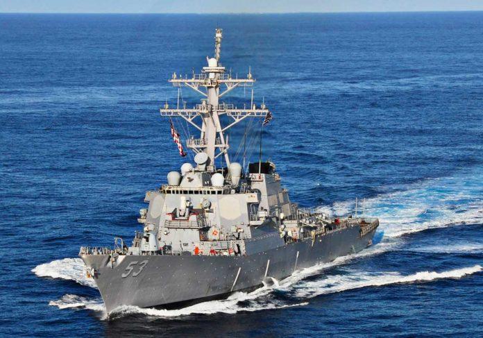 USS John Paul Jones (DDG 53)