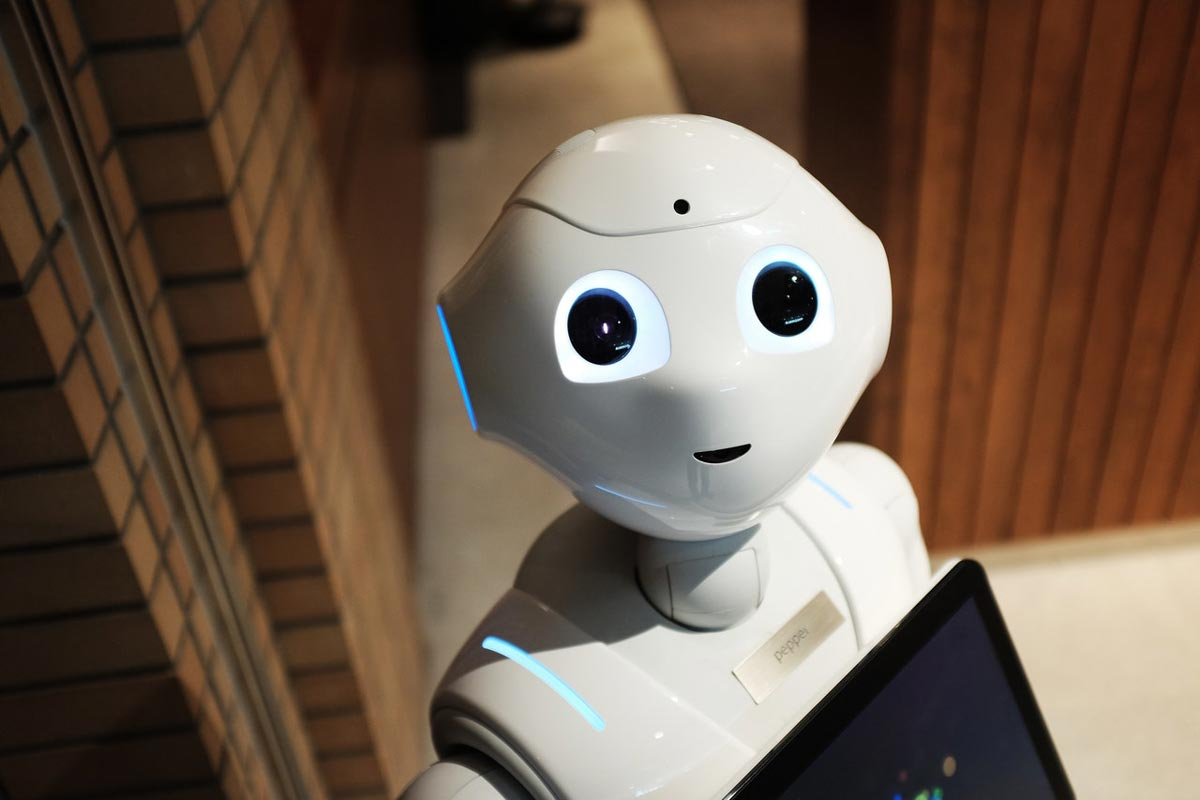 Robot - Touchless Technologies