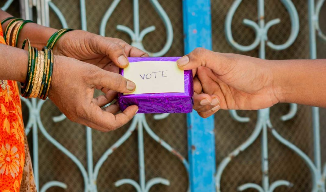 Gift for Vote