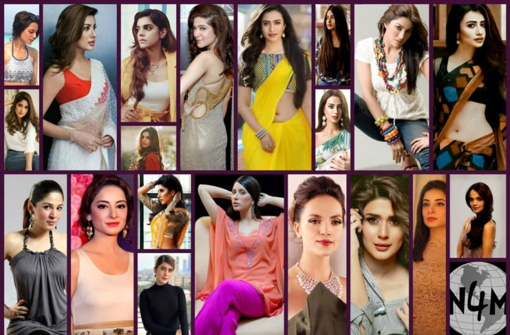 List Of top 10 most beautiful and hottest pakistani actresses