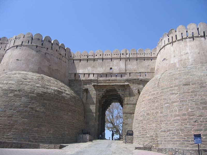 Kumbhalgarh Fort Ram Pl