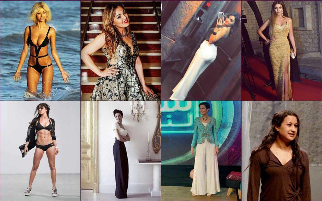 Algerian Actresses and Models