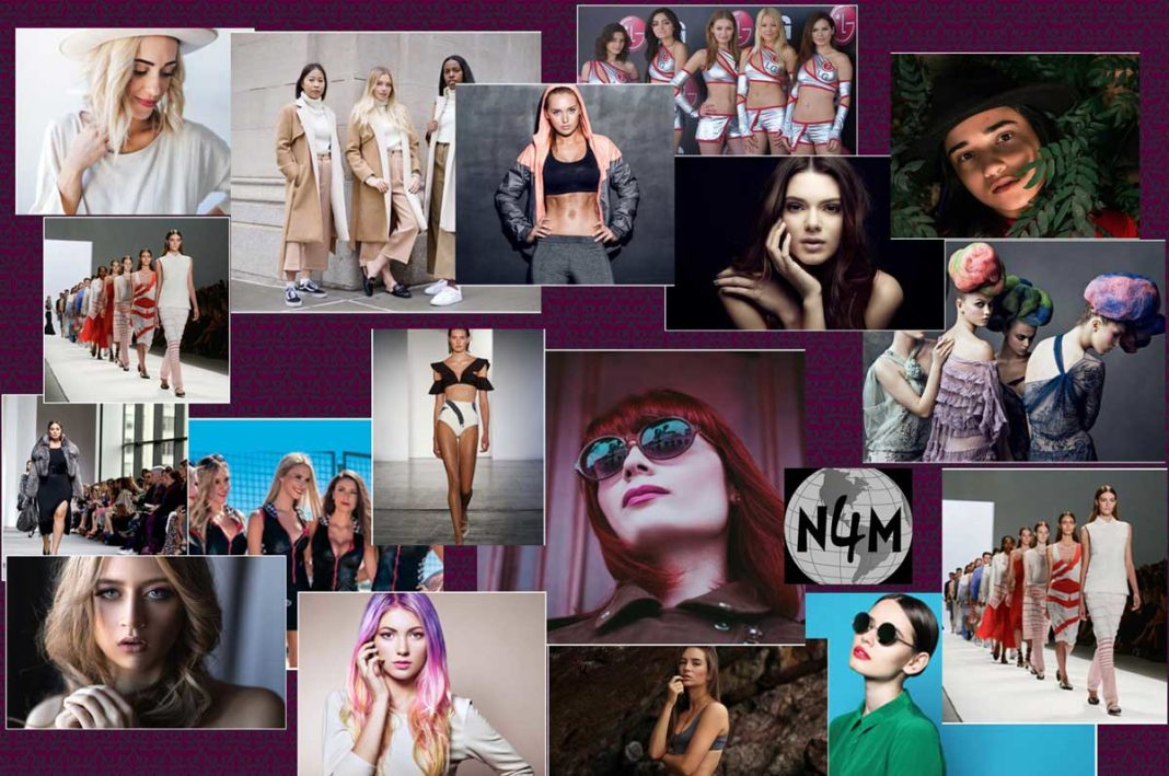 Female Model Specializations