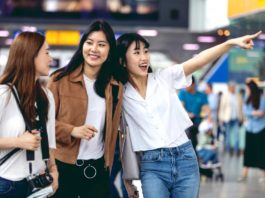Young Korean Girls