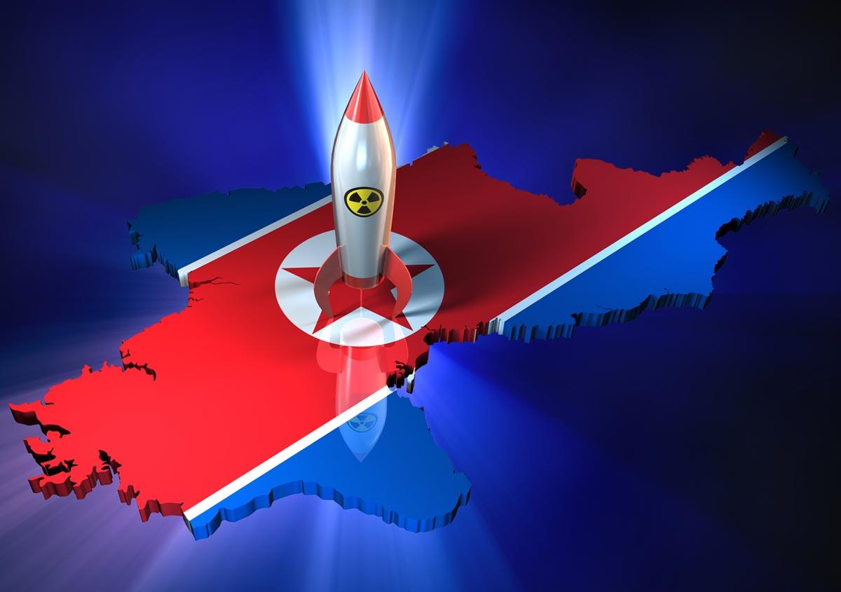North Korea Nuclear Warhead