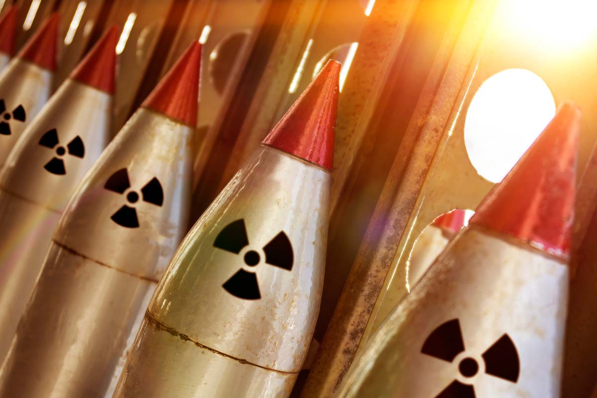 Nuclear Arsenal Of Israel